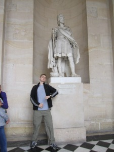 Me and Charles Martel